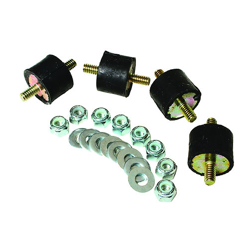 Fuel Pump Vibration Dampener Mounting Kit (For In-Line Fuel Pumps)