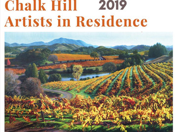 Announcement: Chalk Hill Residency