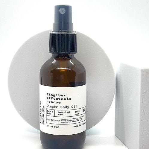 Ginger Body Oil