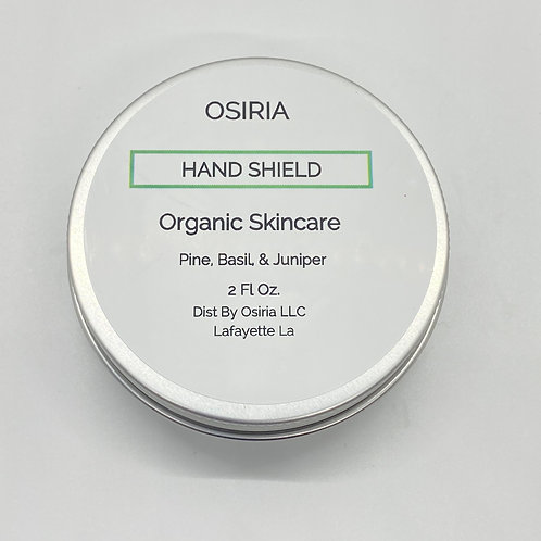 Hand Salve   Organic Skincare For Overworked Hands