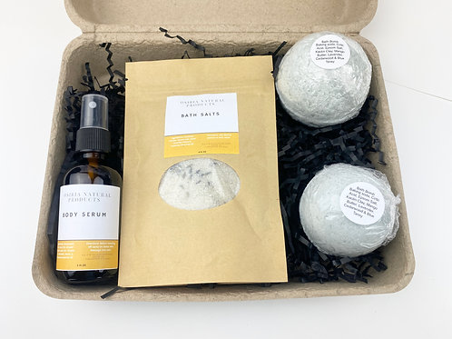Spa Gift Set | Bath and Body Set