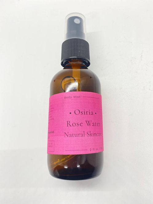 Rose Water 100% Natural Skincare