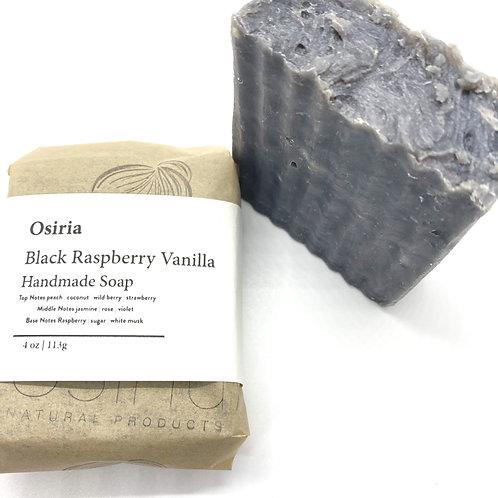 Nearly Natural Black Raspberry Vanilla Soap