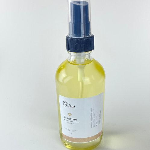 Jasmine Body Oil, Natural Body Moisturizer