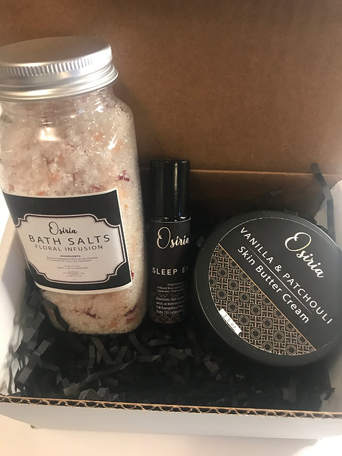 Bath Salts Gift Set, Spa Gifts For Women, Relaxation Gift For Mom