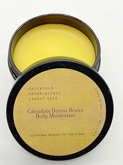 Natural Calendula Body Cream
