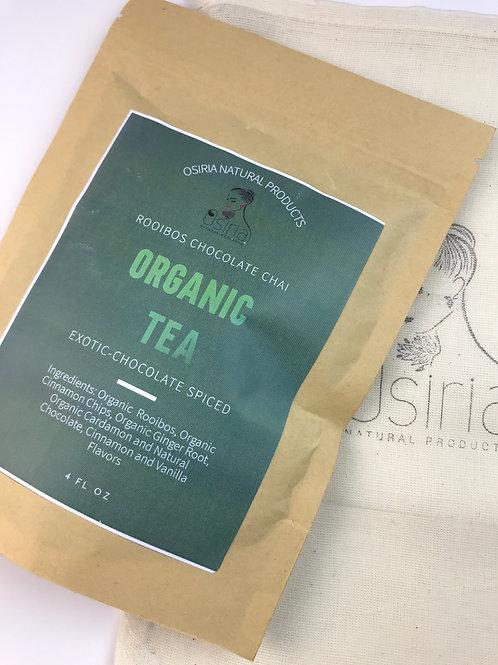 Organic Chocolate Chai Rooibos Tea