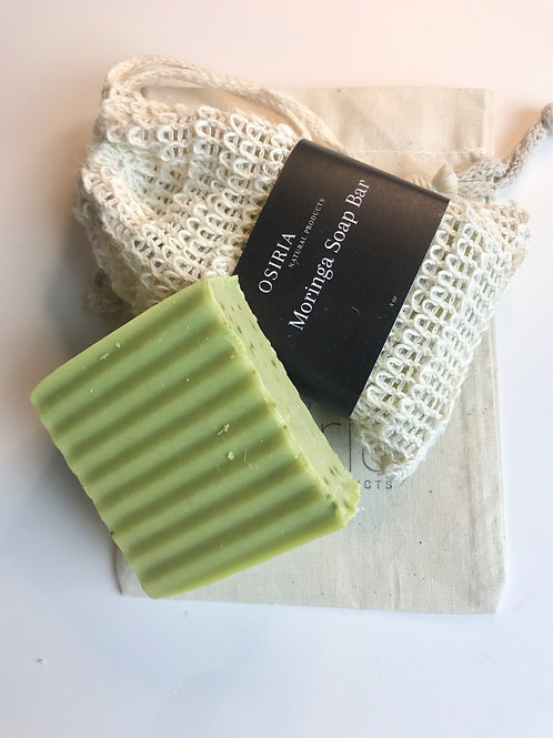 Moringa Soap, Body Cleanser, All Natural Soap