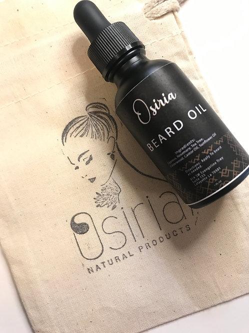 Natural Beard Oil, Promotes Fast Beard Growth, Beard Softener, Facial Hair Oil