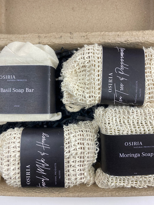 Handmade Soap, Gift Box, Spa gift set