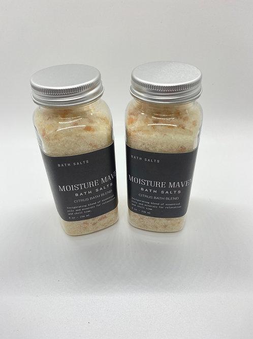 Moisture Maven Bath Salts