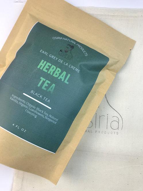Organic Earl Grey De La Crème Black Tea