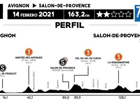 Última etapa del Tour de la Provence 2021