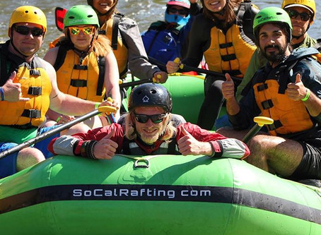 Oh How We've Grown | A Look Back at Past Rafting Tours