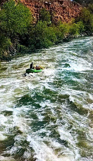 Kern River Rafting Trips with SoCal Rafting | Kernville, CA