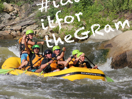 Reasons to go whitewater rafting, if you needed more convincing