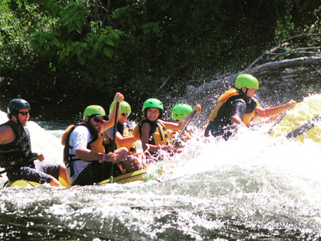 Family Friendliness of River Rafting