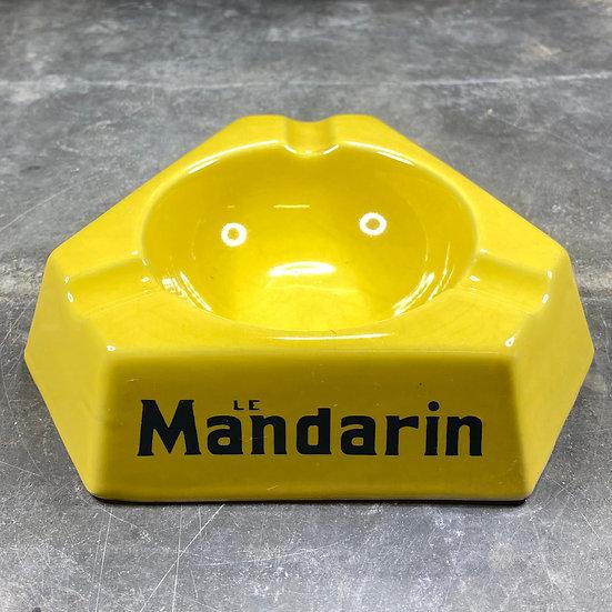 Cendrier Le Mandarin