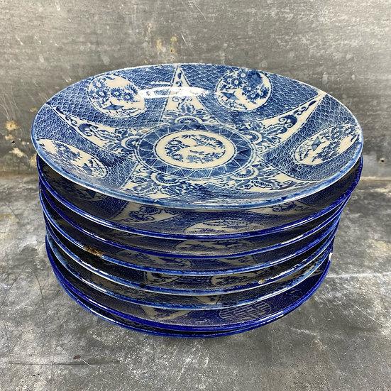 Assiettes en porcelaine Asiatique