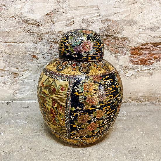 Vase satsuma