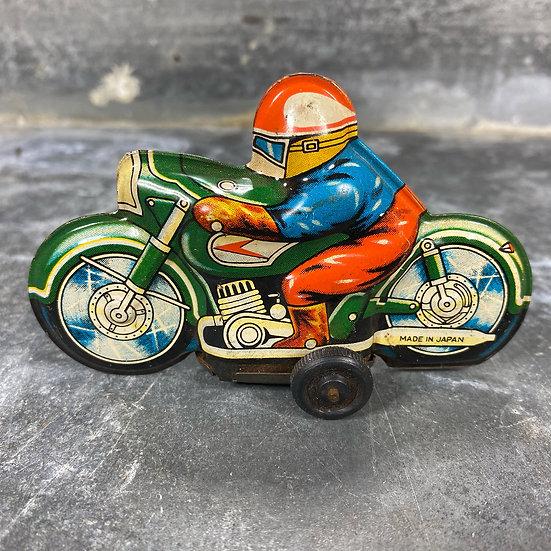 Moto à friction