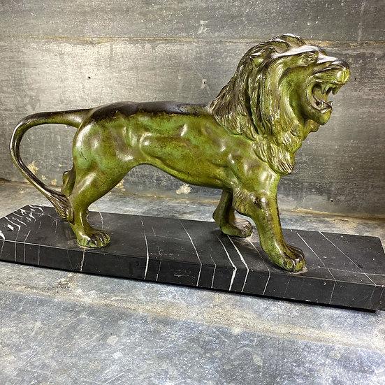 Lion en régule