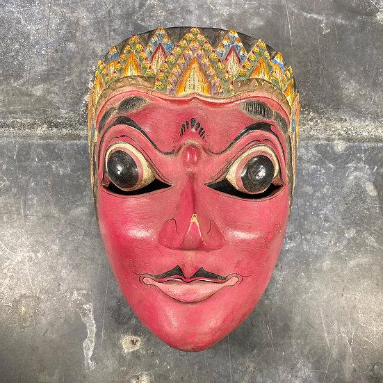 Masque de théâtre balinais