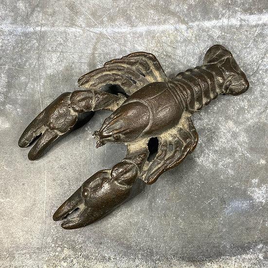 Écrevisse en bronze