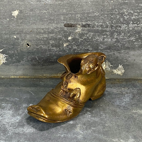 Pyrogène chaussure