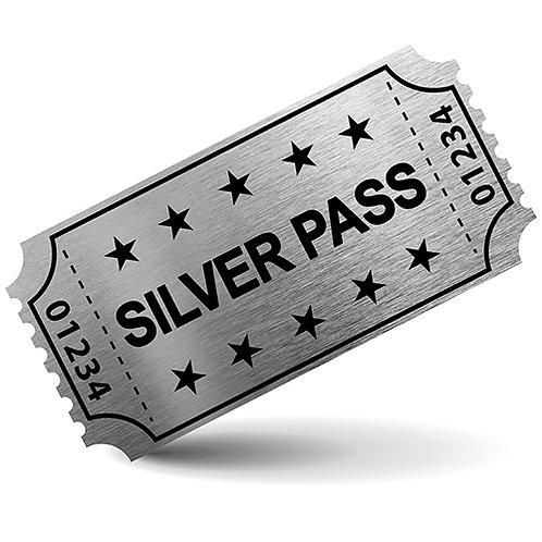 Silver Pass | Pre-Venta