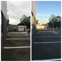 Carpark Upgrade