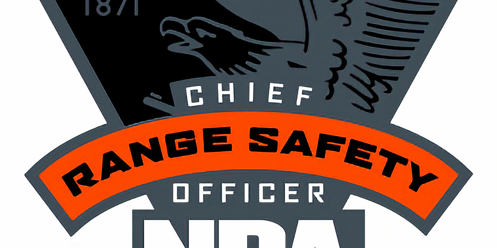 NRA Chief Range Safety Officer
