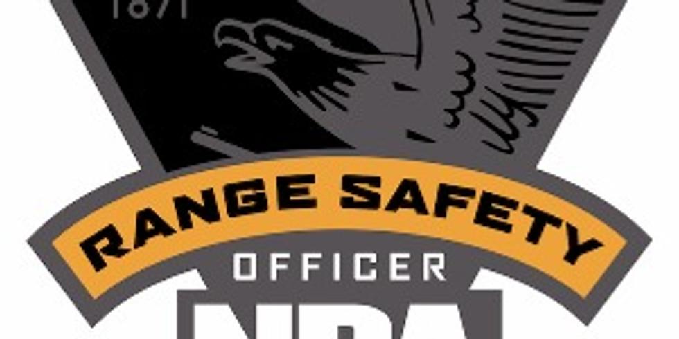 NRA Range Safety Officer