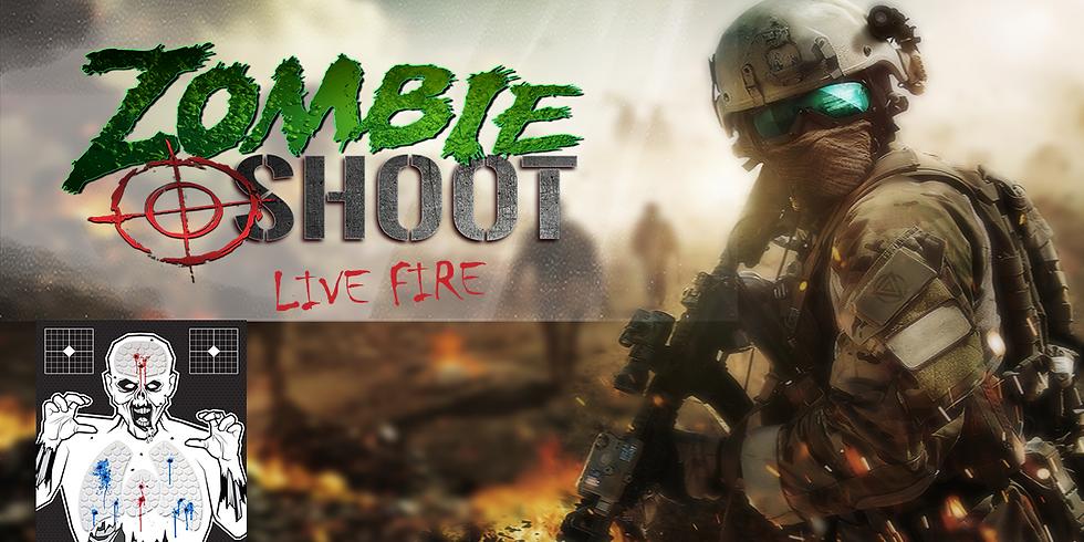 Zombie Shoot - Live Fire