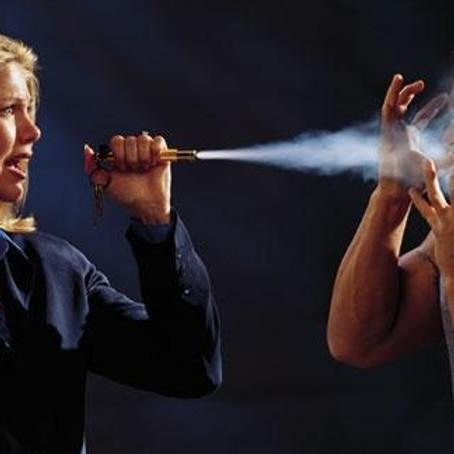 Civilian Pepper Spray