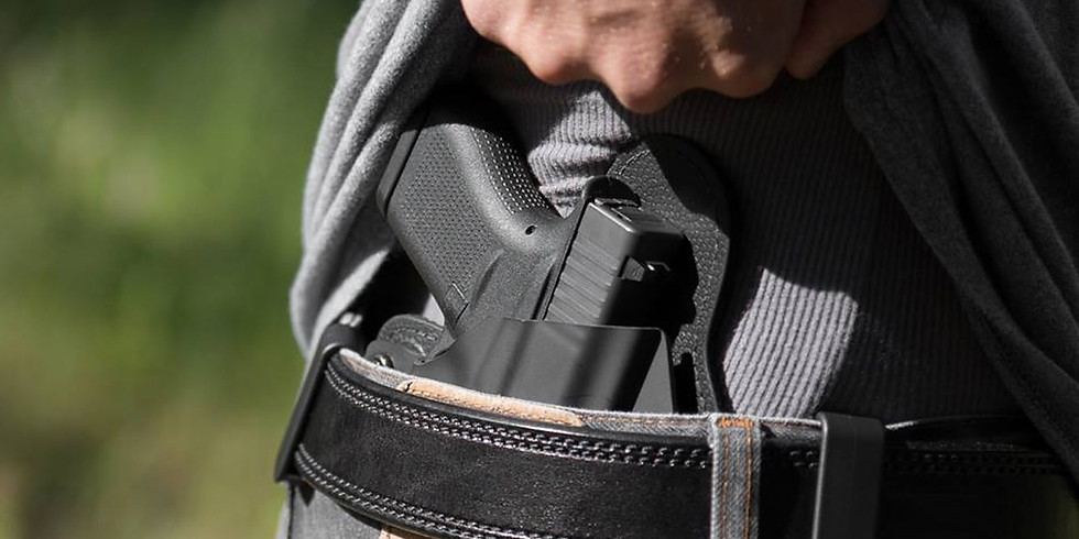 Intro to Concealed Carry