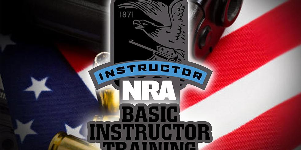NRA Basic Instructor Training (BIT)