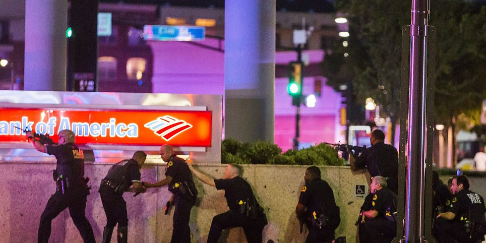 EXTERIOR RESPONSE TO ACTIVE SHOOTER EVENTS