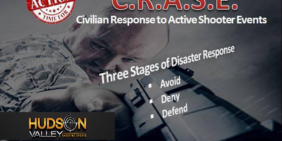 Civilian Response To Active Shooter (CRASE)