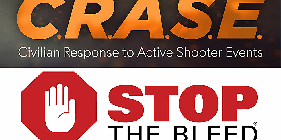 Civilian Response To Active Shooter / Stop The Bleed (1)