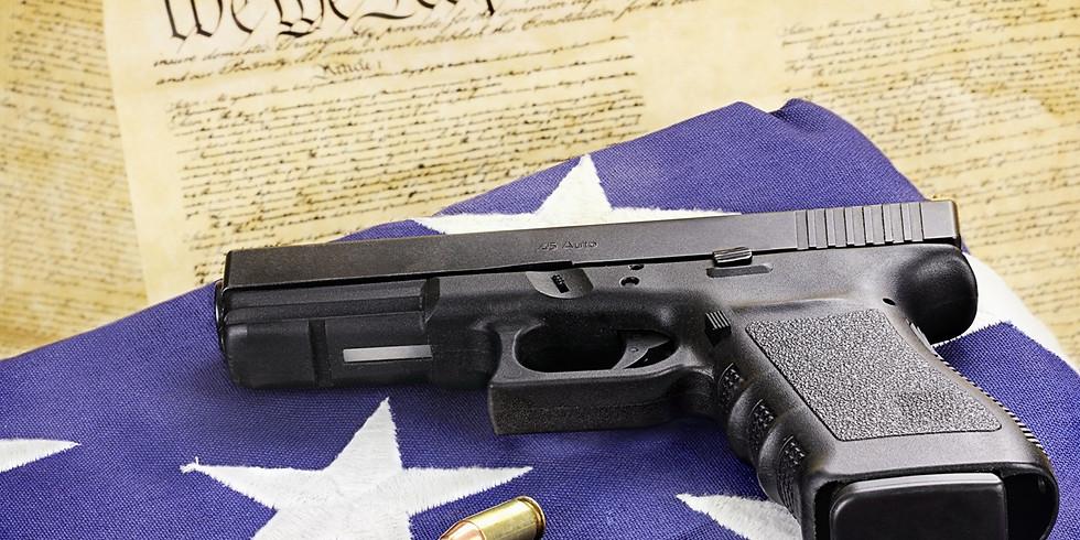 Westchester Pistol Permit Class (March Class)