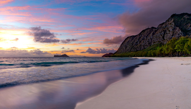Hawaii - Waimanalo Sunrise 3