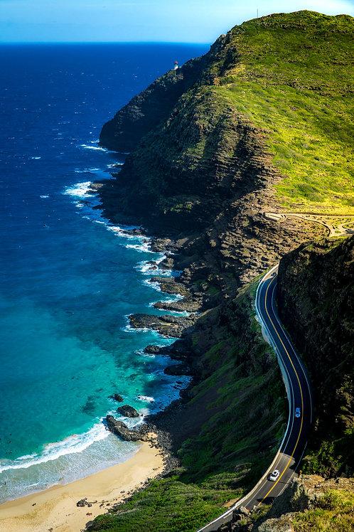 Hawaii Coastal Cruise