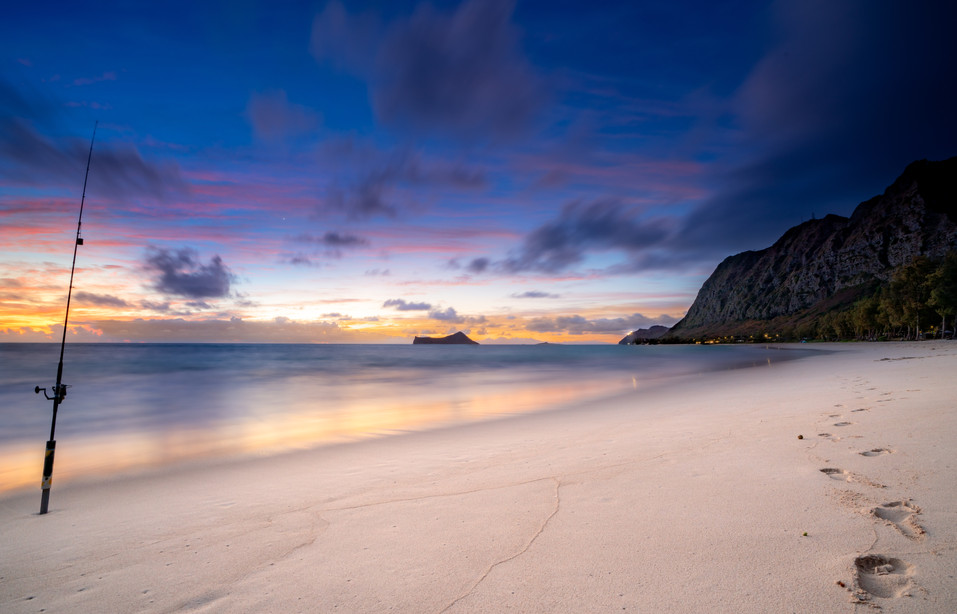 Hawaii - Waimanalo Sunrise 2