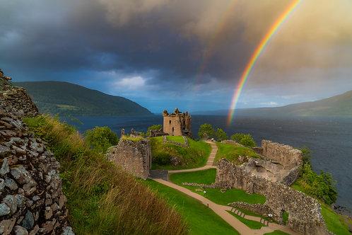 Urquhart Castle - Scotland