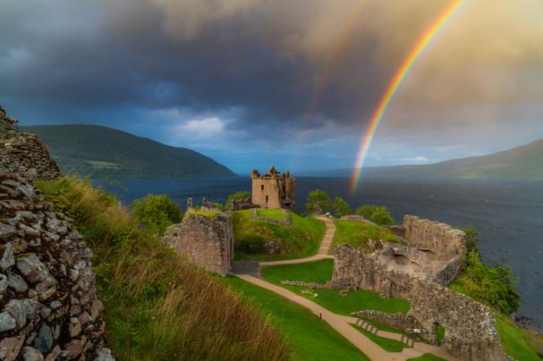 Scotland - Urquhart Castle