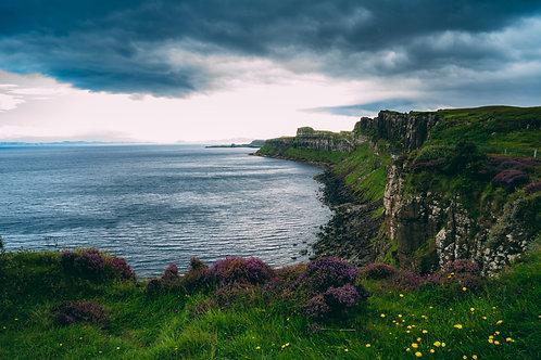 Kilt Rock - Scotland