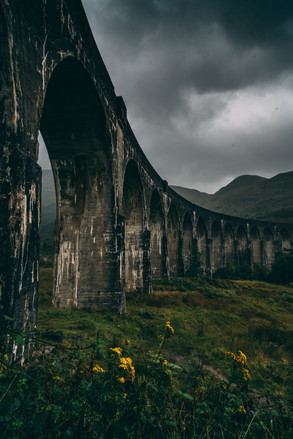 Scotland - Glenfinnan Viaduct