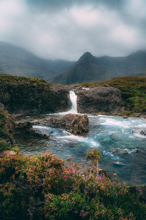Fairy Pools 1 - Scotland