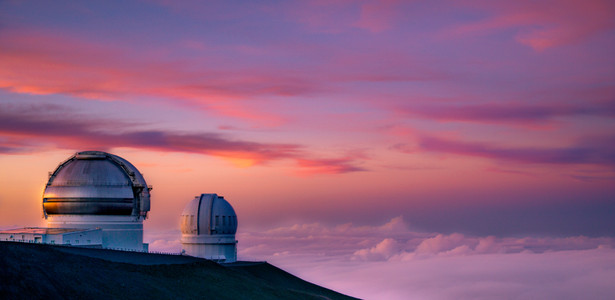 Hawaii - Mauna Kea Sunset